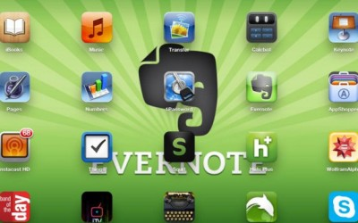 Evernote for all your administrative functions