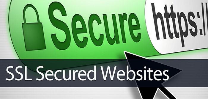 Google and secure websites
