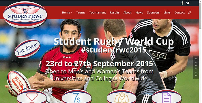 Student Rugby World Cup 2015