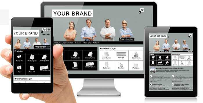 White Label Website Services